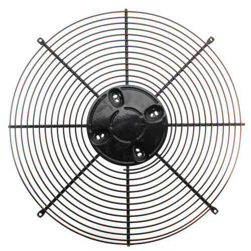 "18"" Fan Guard (Black) Product Image"