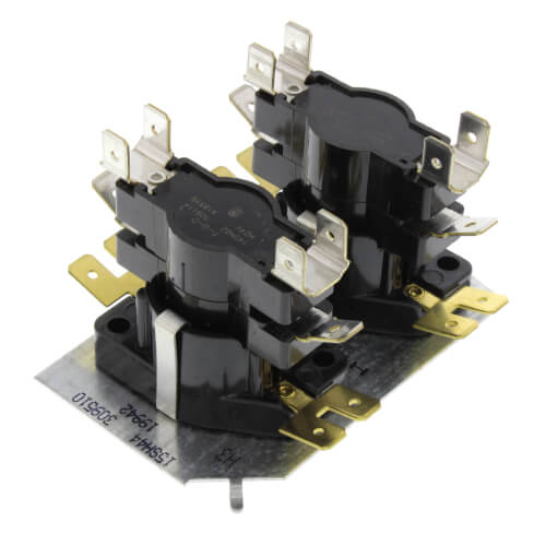 Electric Furnace Sequencer Relay Product Image