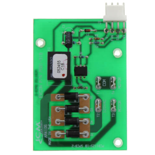 Upper Control Board with Harness Product Image