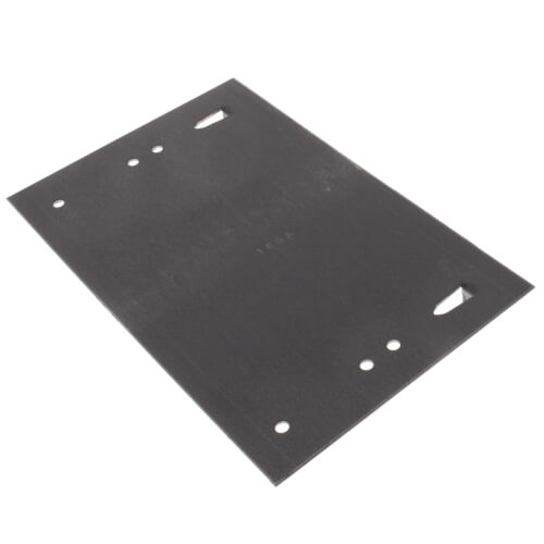 """5"""" x 8"""" Self Nailing Stud Protector & Plate, 16 Gauge (Box of 25) Product Image"""