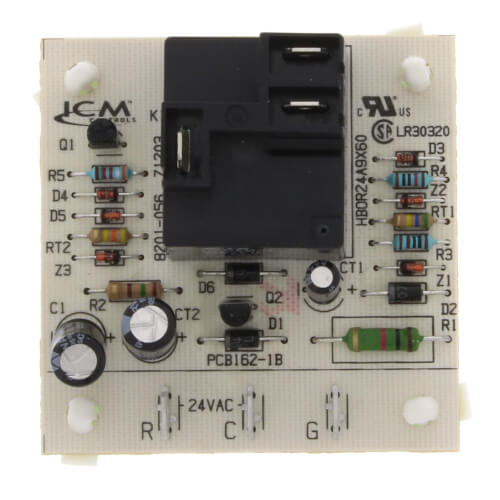 Blower Control Board (24V, 6.9 Amps) Product Image