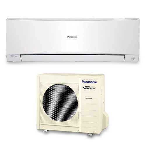 11,900 BTU Ductless Single Zone Mini-Split Wall-Mounted Cool Only Air Conditioner Product Image