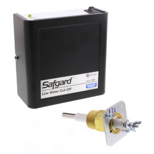 Safgard 650 Low Water Cutoff w/ Auto Reset & Test Button/Light - 120V Product Image