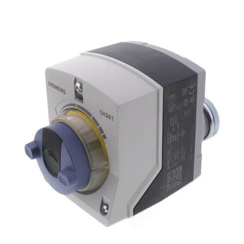 Acvatix Electromotoric Non-Spring Return Valve Actuator (24V, 0-10 VDC) Product Image