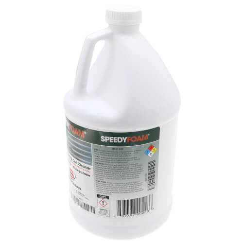 SpeedyFoam Condenser Coil Cleaner (1 Gallon) Product Image