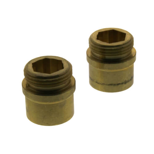 """5/8"""" x 24 Thread Bibb Seat for Central Brass (Pair) Product Image"""