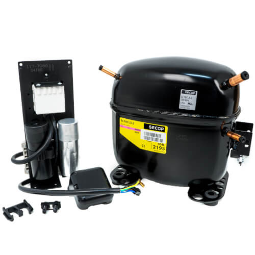 SC18CLX 2 Light Commercial Compressor R404A (3/4 HP, 115V)