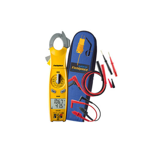 SC620, Loaded Clamp Meter w/ Swivel Head Product Image