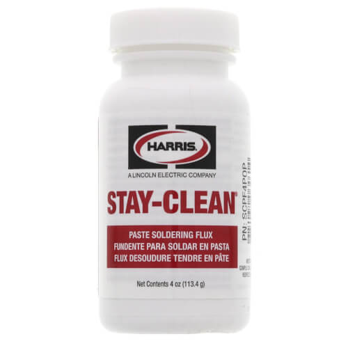 Stay-Clean Paste Flux (4 oz) Product Image