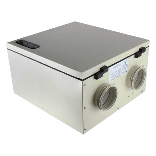 """SE Series Energy Recovery Ventilator, 4"""" Side Ports (up to 1,200 Sq. Ft.) Product Image"""