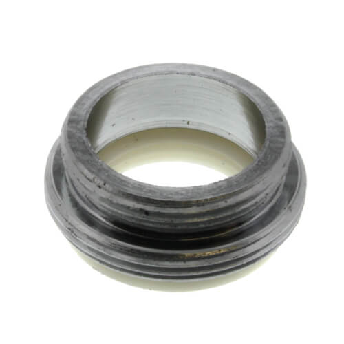 """13/16"""" x 15/16"""" Male Thread Chrome Aerator Adaptor & O-Ring for Speakman Faucets Product Image"""
