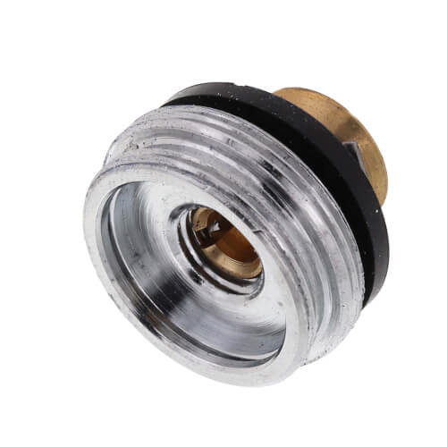 """15/16"""" x 55/64"""" Male Thread Chrome Aerator Adaptor for Non-Threaded Spouts Product Image"""