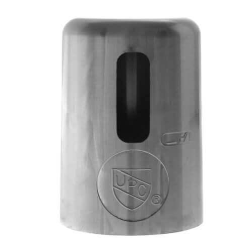 Satin Nickel Dishwasher Air Gap Cap Product Image