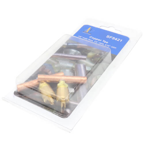 Tee Fitting Service Valve (2 Pack) Product Image