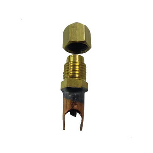 """SF5000 Series Saddle Valve Copper to Copper, 5/16"""" OD (6 Pack) Product Image"""