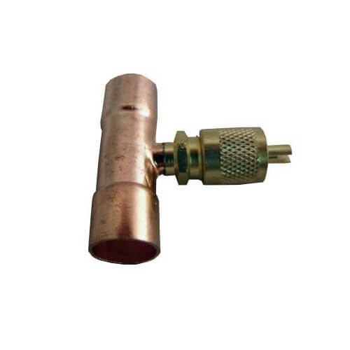 """SF8000 Series Universal Line Valve, 1-3/4"""" Length, 1/2"""" ID, 9/16"""" OD (2 Pack) Product Image"""