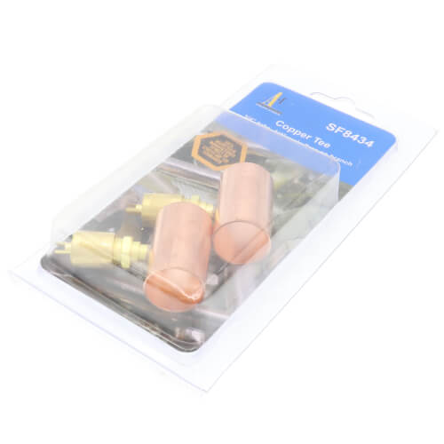 """SF8000 Series Universal Line Valve, 1-5/16"""" Length, 3/4"""" ID, 13/16"""" OD (2 Pack) Product Image"""