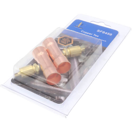 """SF8000 Series Universal Line Valve, 2"""" Length, 5/8"""" ID, 11/16"""" OD (2 Pack) Product Image"""