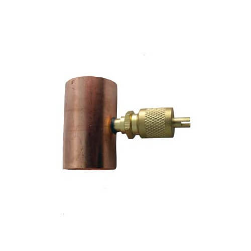 """SF8000 Series Universal Line Valve, 1-9/16"""" Length, 7/8"""" ID, 1"""" OD (2 Pack) Product Image"""