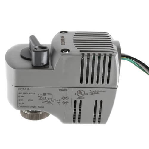 Zone Actuator Normally Closed 24V Product Image