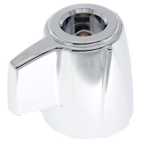 Delta/Delex Faucet Handles for Lav/Kitchen, Pair (Chrome) Product Image