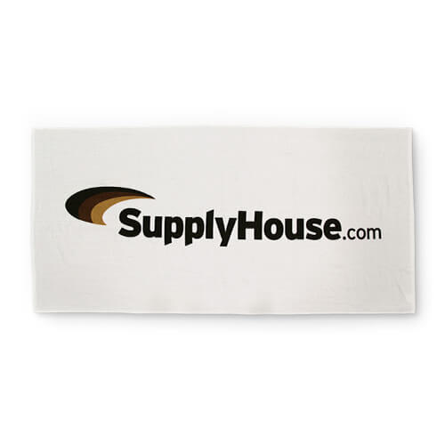 SupplyHouse Beach Towel Product Image