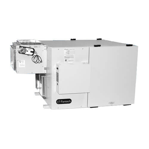 SHR Series Commercial Heat Recovery Ventilator w/ Recirculation Defrost (550-1,050 CFM) Product Image