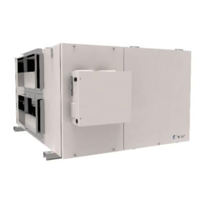 SHR Series Commercial Heat Recovery Ventilator w/ Fan Shutdown Defrost Product Image