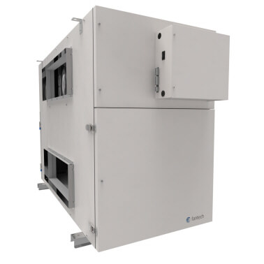 SHR Series Commercial Heat Recovery Ventilator w/ Shutdown Defrost (640-1,428 CFM) Product Image