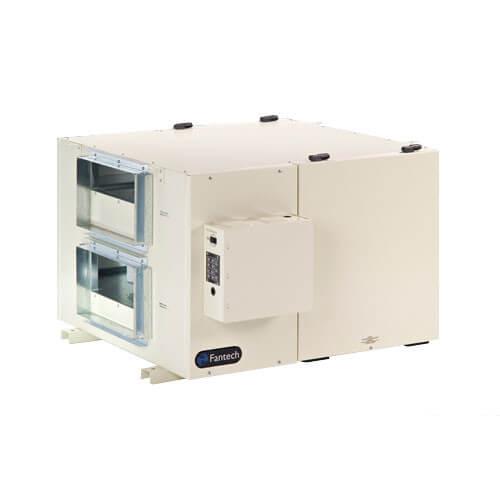 SHR Series Commercial Heat Recovery Ventilator w/ Fan Shutdown Defrost (250-690 CFM) Product Image