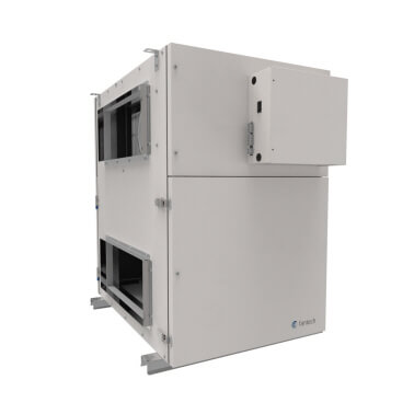 SHR Series Commercial Heat Recovery Ventilator w/ Fan Shutdown Defrost (794 CFM) Product Image