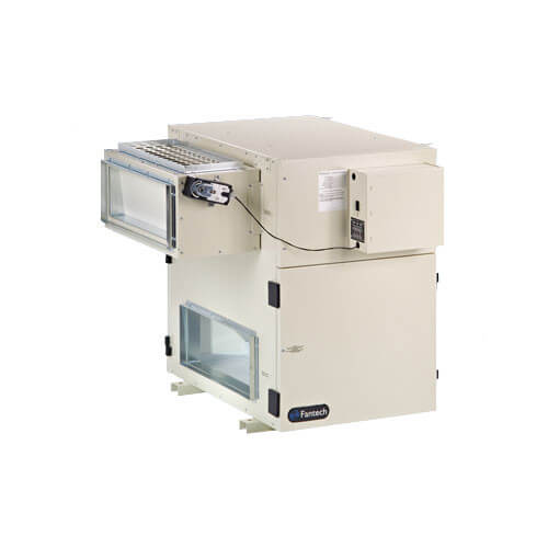 SHR Series Commercial Heat Recovery Pool Ventilator w/ Recirculation Defrost (350-800 CFM) Product Image