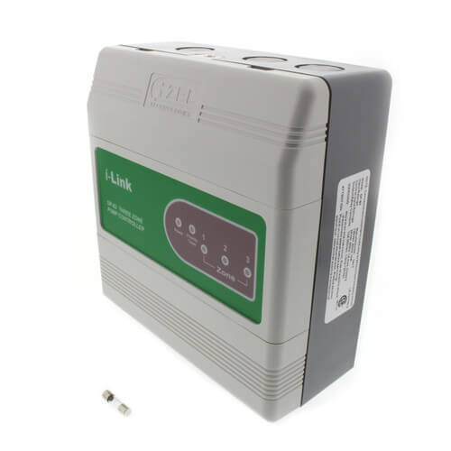 3 Zone Pump Controller Switching Relay with Priority Protection Product Image