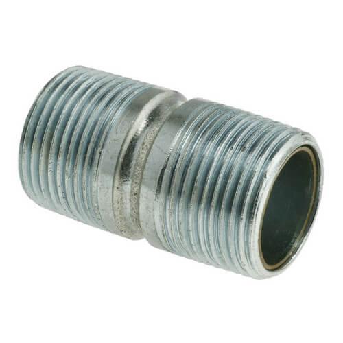 "3/4"" NPT Plastic Lined Nipple (1-3/4"" Length) Product Image"
