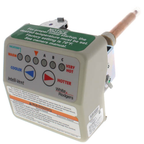 "1/2"" Natural Gas Valve (120V) Product Image"