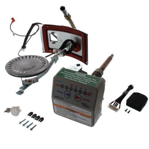 Gas Control Thermostat / Burner Assembly Retrofit Kit (NG) Product Image