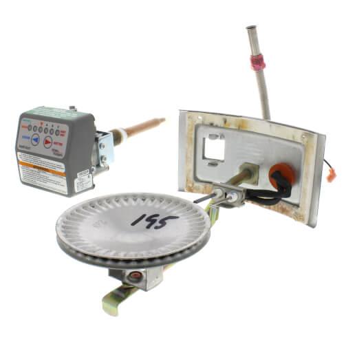 Gas Control Thermostat / Burner Assembly Retrofit Kit (LP) Product Image