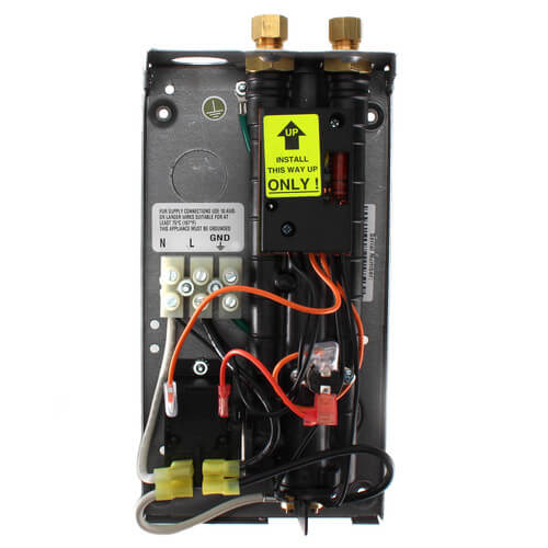 SP2412 - Eemax SP2412 - SP2412 Single Point Electric Tankless Water Heater  w/ Top ConnectionsSupplyHouse.com