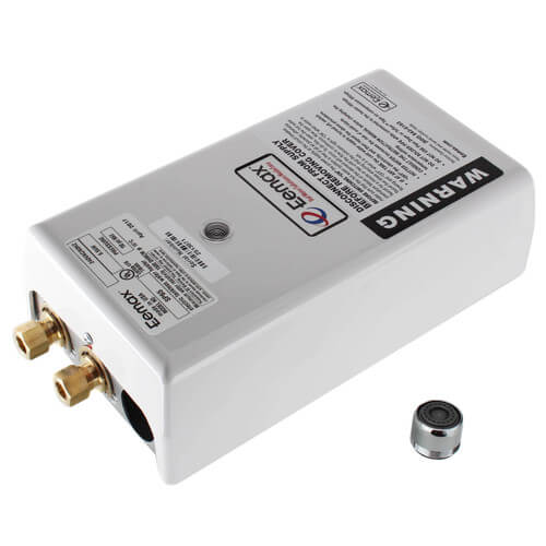 SP65 Single Point Electric Tankless Water Heater w/ Top Connections Product Image
