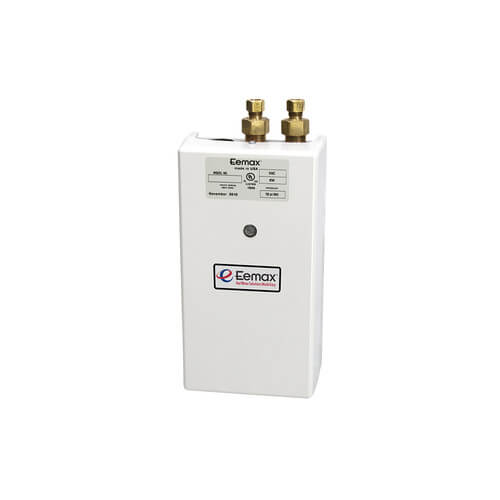 SP65 Single Point Electric Tankless Water Heater w/ Top Connections (Dual Lav Option) Product Image