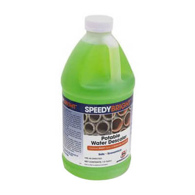 SpeedyBright Biodegradable Descaler/Limescale Remover, (2) 1/2 Gallon Bottles Product Image