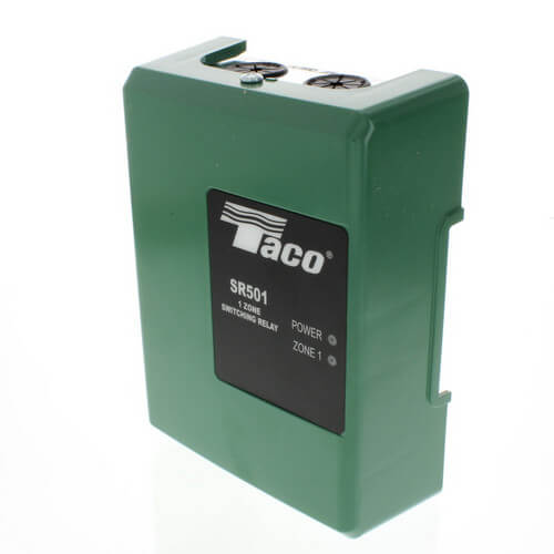 SR501-OR-4 - Taco SR501-OR-4 - FuelMizer SR501-OR-4 Switching Relay with  Outdoor ResetSupplyHouse.com