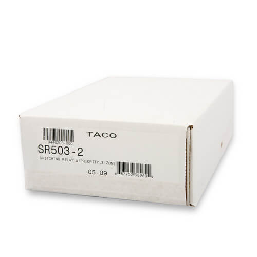 SR503-2 - Taco SR503-2 - 3 Zone Switching Relay