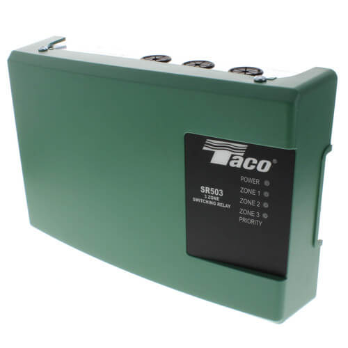 SR503-4 - Taco SR503-4 - 3 Zone Switching RelaySupplyHouse.com