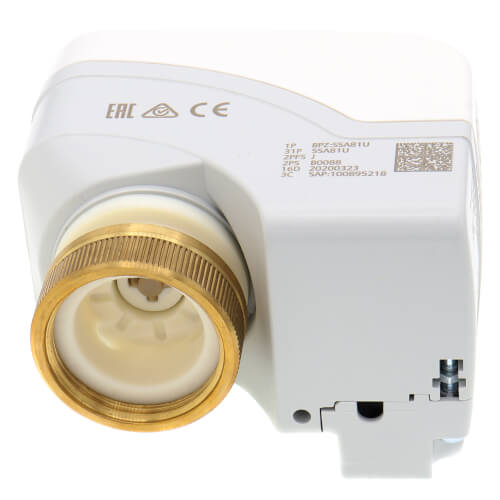 SSA Normally Closed Floating NSR Electronic Zone Valve Actuator (24 Vac) Product Image