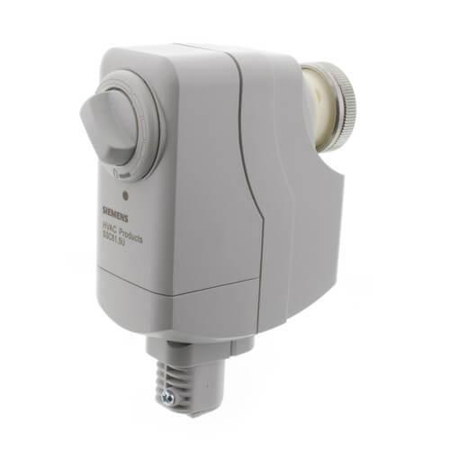SSC Electronic Spring Return Valve Actuator (24V, 0-10 VDC) Product Image