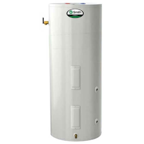 108 Gallon - 4,500 Watt Cirrex Residential Electric Indirect Solar Booster Water Heater Product Image
