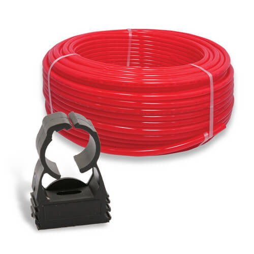 Bluefin Suspended Pipe Radiant Heat Package (500 sq ft) Product Image