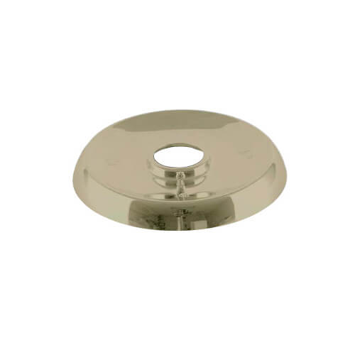 """Polished Brass Stainless Steel Escutcheon (5-1/2"""" OD) for Mixet Product Image"""