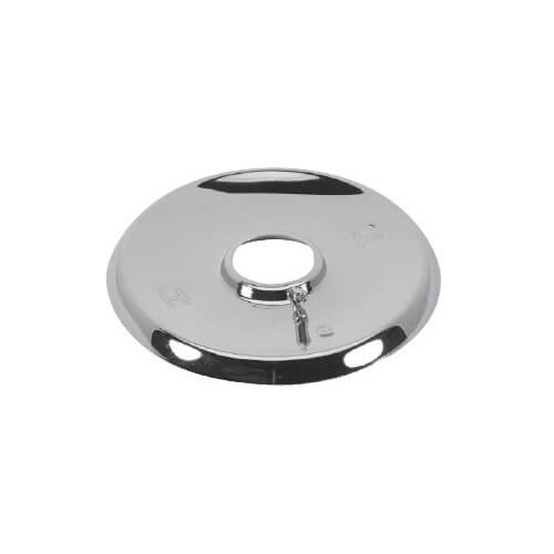 """Chrome-plated Stainless Steel Shallow Escutcheon (5-1/2"""" OD) for Mixet Product Image"""